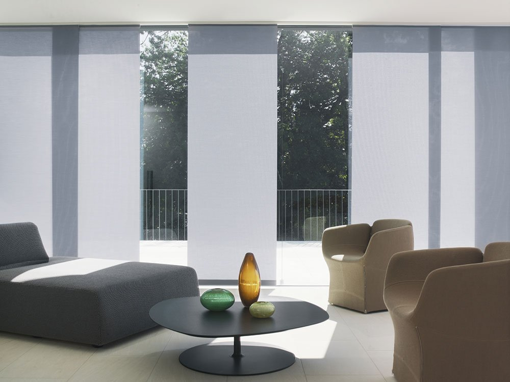 Shading Specialists Silentgliss Lutron Blinds Diaz