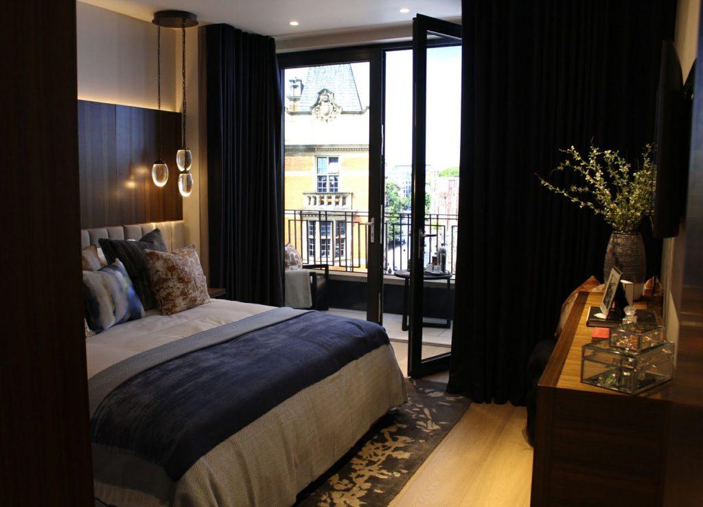 Bedroom 2 - Lincoln Square demo apartment