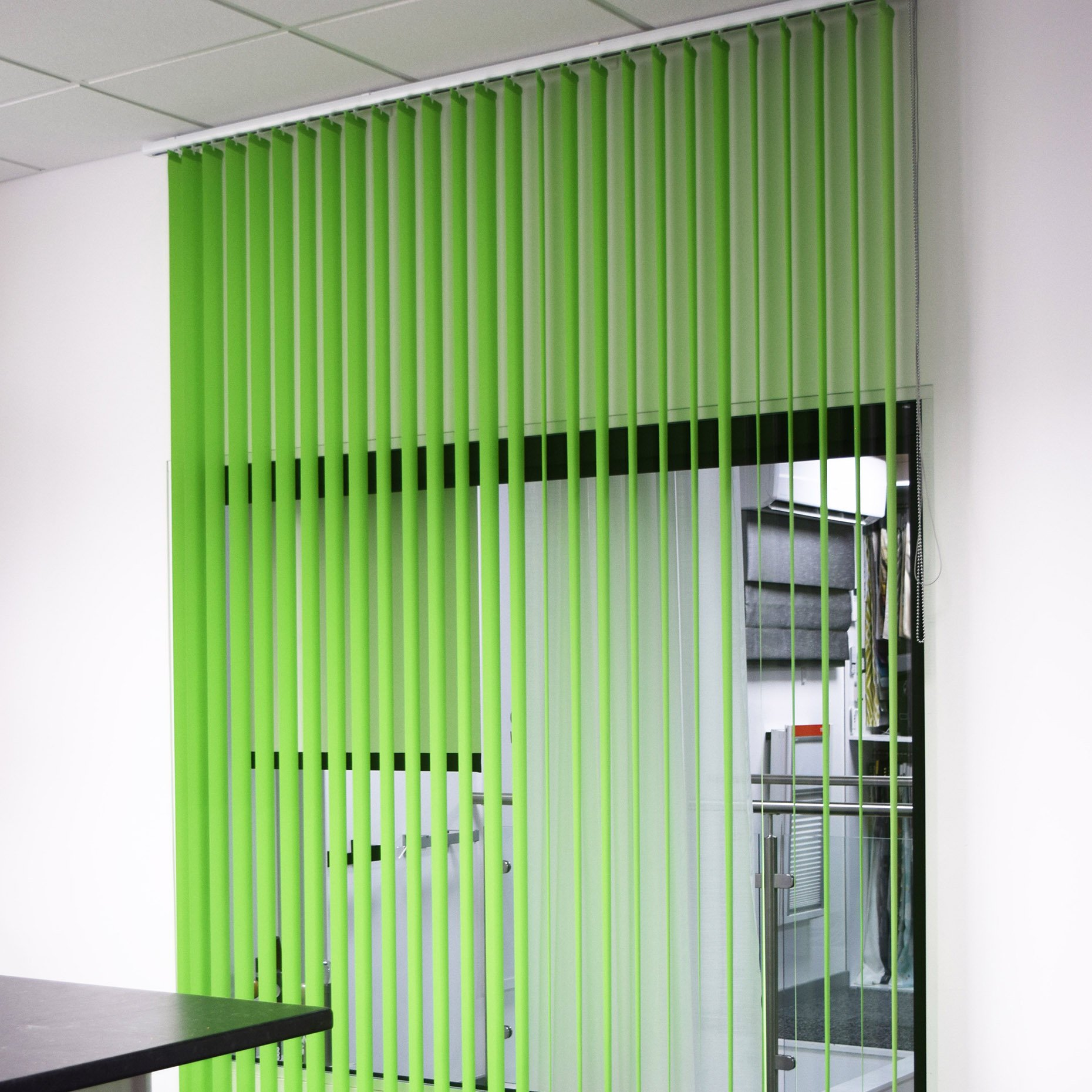 Diaz Vertical Blind Chain Operated