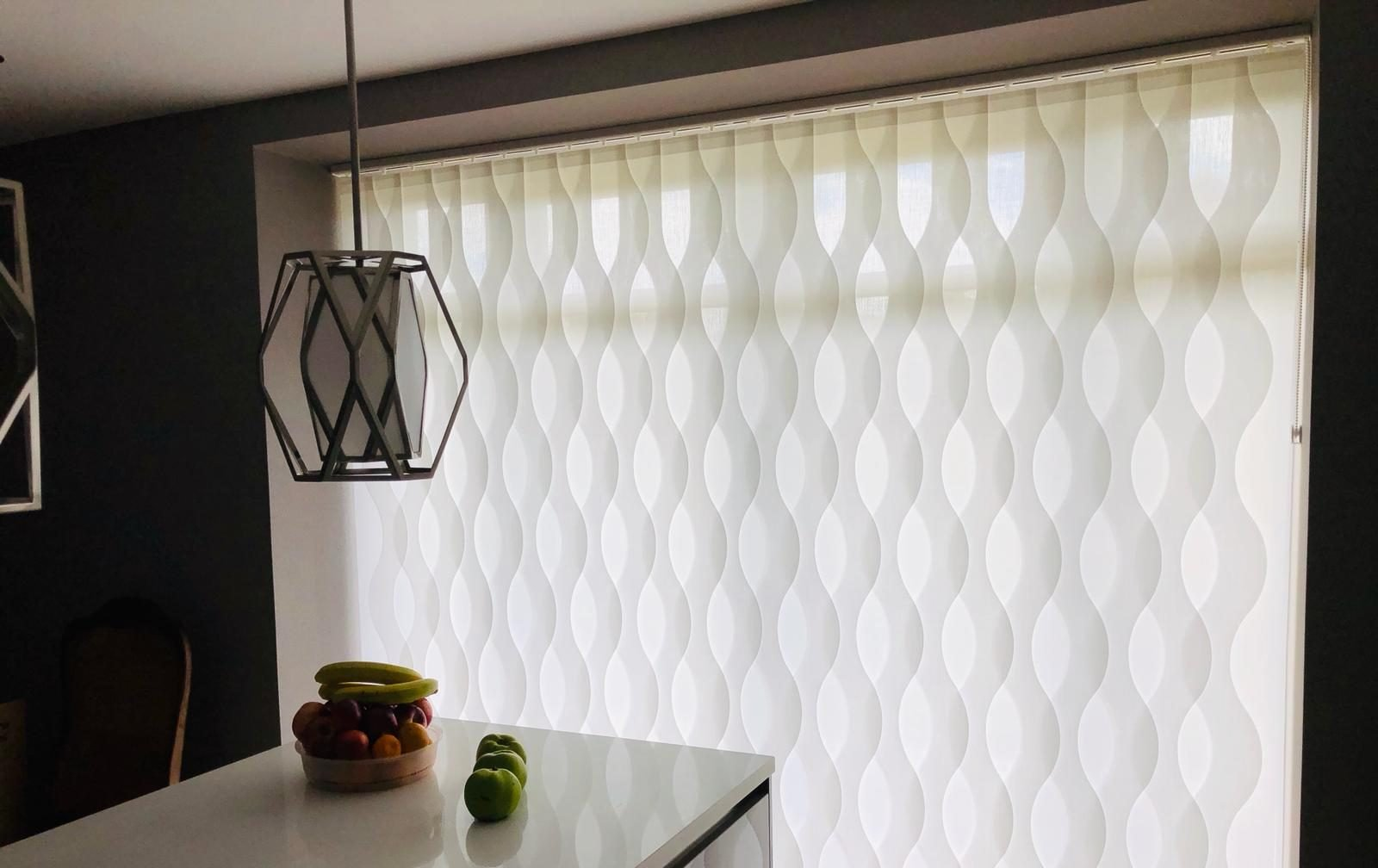 Silent Gliss 2810 Chain Operated Vertical Blind System