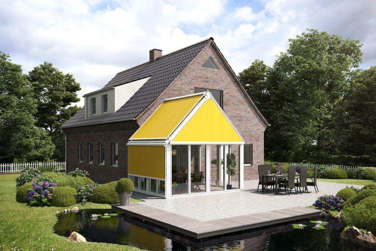 Ассиметричные крыши домов фото