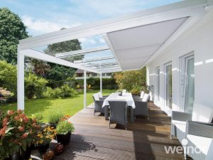 Sotezza II variety of conservatory weinor awnings
