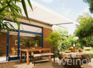 topas Patio awning model by Weinor